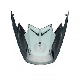 VISIERE BELL MOTO-9 FLEX SEVEN ROGUE NOIR/CHROME
