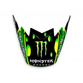 VISIERE BELL MOTO-9 FLEX REPLICA MC GRATH/MONSTER ENERGY