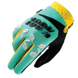 GANTS 100% AIRMATIC LIME GREEN DUP'MX