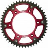 COURONNE SUPERSPROX STEALTH ROUGE HONDA CR/CRF