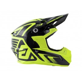 CASQUE ANSWER AR1 EDGE NOIR HYPER ACID T.XS DUP'MX