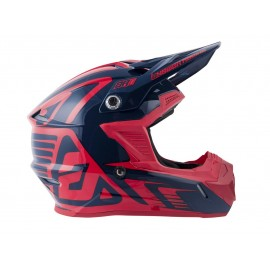 CASQUE ANSWER AR1 EDGE MIDNIGHT BRIGHT RED T.XS DUP'MX