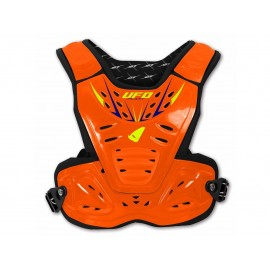 PARE PIERRE UFO REACTOR 2 EVOLUTION ORANGE FLUO DUP'MX