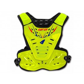 PARE PIERRE UFO REACTOR 2 EVOLUTION JAUNE FLUO DUP'MX
