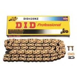 CHAINE DE TRANSMISSION DID 428 NZ SDH DUP'MX