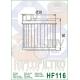 FILTRE A HUILE HF116 HILFOFILTRO HONDA CRF 150/450/250