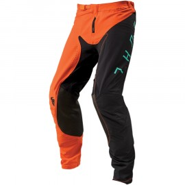 PANTALON CROSS THOR MX PRIME PRO JET 2019 NOIR ROUGE ORANGE