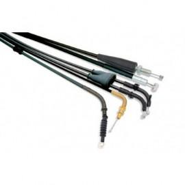 Câble de gaz et embrayage